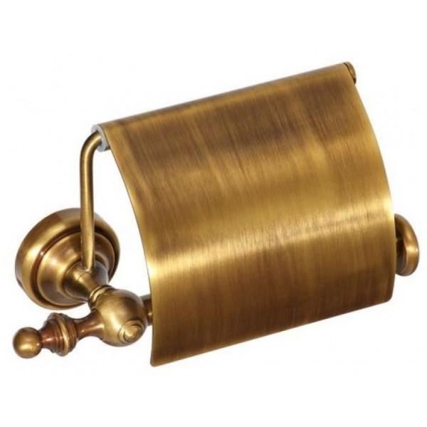 alis Держатель туалетной бумаги Alis Richmond R217001, бронза