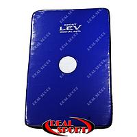 Макивара Прямая (1шт) Комби Лев UR LV-4283 (поддержка для рук, р-р 33x50x8см, синий)