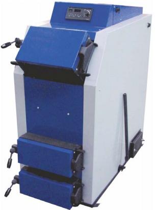 Твердотопливный котёл длительного горения LOGICA 20-27 кВт