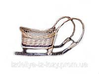 Подарочные корзинки Санки, фото 1