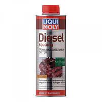 Очиститель дизельных форсунок Liqui Moly Diesel-Spulung   0.5 л.