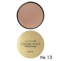 Пудра компактная Creme Puff Pressed Powder 13 Nouveau Beige Max Factor