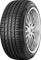 Летние шины Continental ContiSportContact 5 SUV 255/55 R18 109H