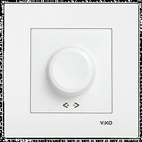 Регулятор яркости света(диммер) 600w белый VIKO KARRE 90960020