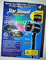 Звездный лазер (мини-лазерная установка) - Star Shower Laser Light