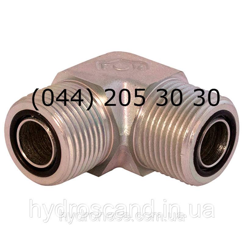 Угловой соединительный фитинг 90°, 7702