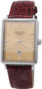 Часы Romanson RM6A31CLWGASR1