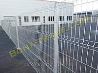 """Оцинкованные заборные сетки """"Рубеж"""""""