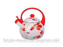 """Чайник 2,5 л. Артикул: 26-242-028. ТМ """"Martex"""""""