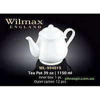 Wilmax.Чайник заварювальний 1150мл.Color