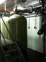 Водоочистка, водоподготовка промышленная, обезжелезивание