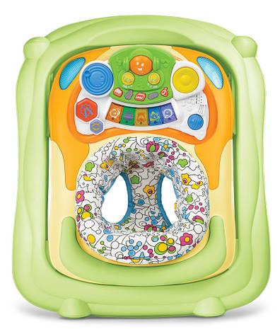 Развивающие и обучающие игрушки «Weina» (4007.101.31) ходунки-каталка Музыкальный центр, фото 2