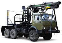 Манипуляторы для леса СМЗ (Россия)