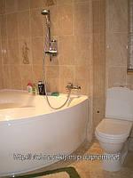 Установка смесителя на ванную, Киев и Киевская область.