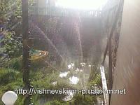 Монтаж систем автоматического полива. Киевская область.