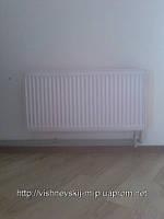 Замена радиаторов отопления коттеджей в Киевской области