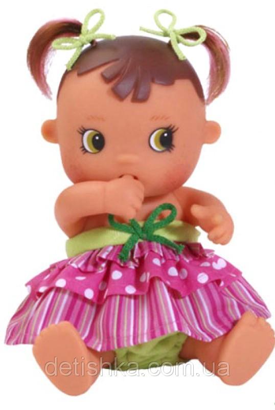 Кукла Paola Reina европейка брюнетка, сосущая палец