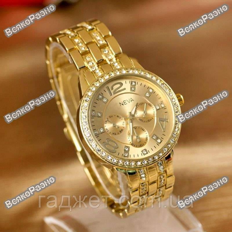 Женские часы Geneva Gold. Женские часы.