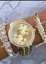 Женские часы Geneva Gold. Женские часы., фото 3