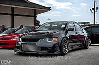 Wide-body Voltex Kit на Mitsubishi Evo IX