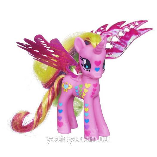 My little Pony Princess Cadance з райдужними крилами, серія Rainbow Power (Май Литл Пони принцесса Каденс)