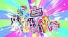 My little Pony Princess Cadance з райдужними крилами, серія Rainbow Power (Май Литл Пони принцесса Каденс), фото 4