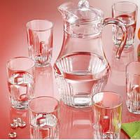 Arc.Orient.Набір/вода(глеч.1,8л,склян.270мл-6шт)-7пр.Е