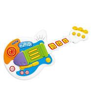 Детский музыкальный инструмент «Weina» (2099) рок-гитара