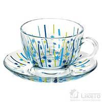 Basic 97948 BCV Набор чай Цвет 215мл-6шт