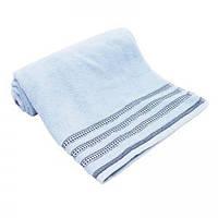 Рушник для бані  CARMEN, колір блакитний, розмір 70*140 см. Артикул 76-167-111. ТМ Lorenzzo