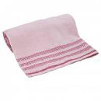 Рушник для бані  CARMEN, колір рожевий, розмір 70*140 см. Артикул 76-167-116. ТМ Lorenzzo