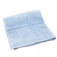 Рушник для бані  DOLCE, колір блакитний, розмір 70*140 см. Артикул 76-167-131. ТМ Lorenzzo