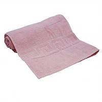 Рушник для бані  DOLCE, колір рожевий, розмір 70*140 см. Артикул 76-167-136. ТМ Lorenzzo