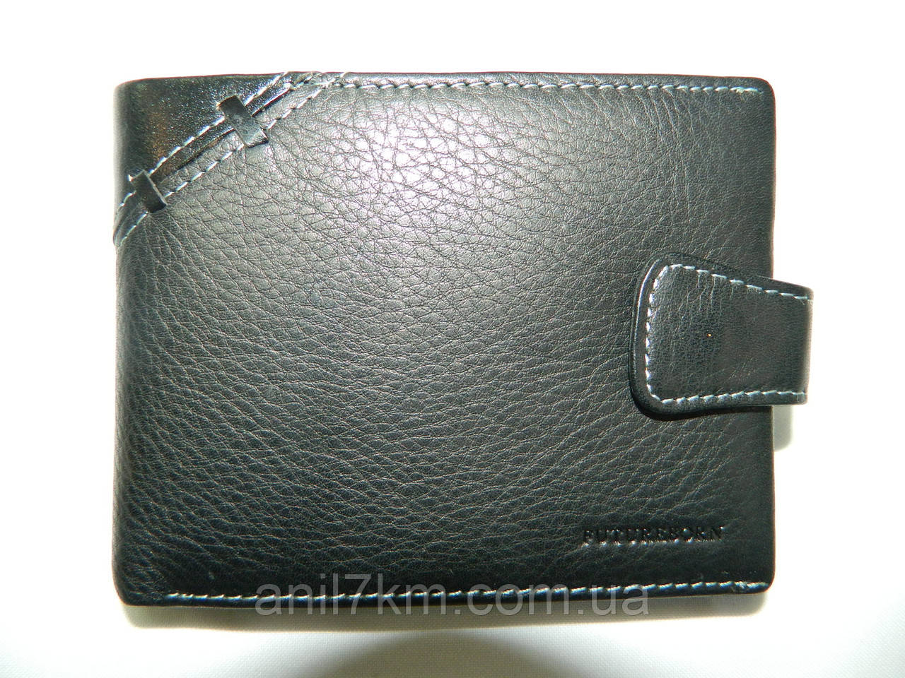 Мужской кожаный кошелёк-портмоне фирмы FUTUREBORN