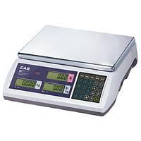 Весы CAS серии ER-Plus-E (ER-Plus-06E, ER-Plus-15E, ER-Plus-30E) настольные