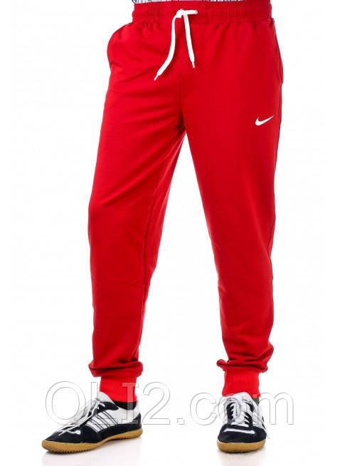 Спортивные брюки мужские NIKE теплые манжет