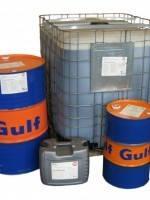 Трансмиссионная жидкость Gulf HT Fluid TO-4 10W 30, бочка 200 литров