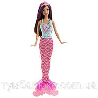 "Кукла Barbie ""Русалочка"" (брюнетка) серии ""Сочетай и смешивай"" CBV45 (Коллекция 2014)"