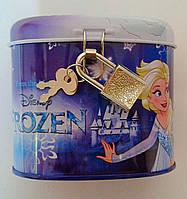 Копилка Frozen 342816 метал. овальн. 342816 Starpak Польша