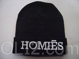 Мужская шапка HOMIES