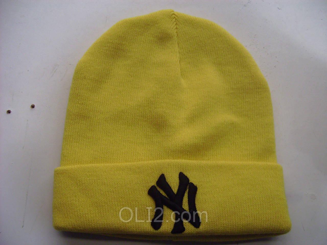 Мужская шапка NY new york