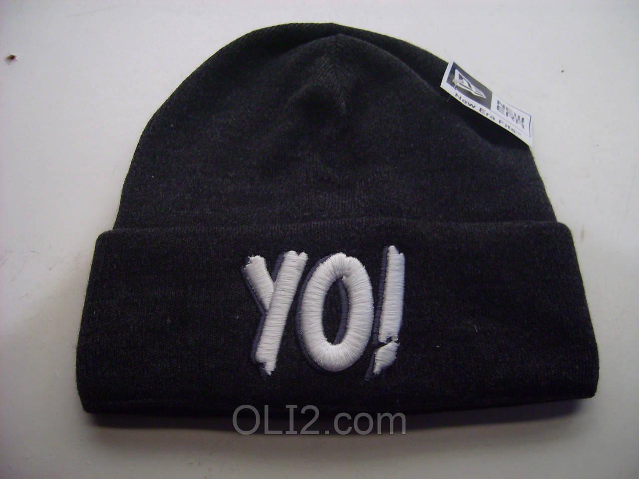 Мужская шапка YO