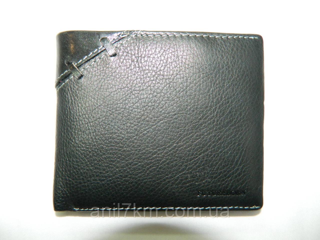 Чоловічий шкіряний гаманець-портмоне фірми FUTUREBORN