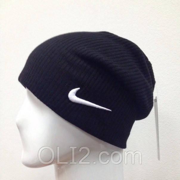Шапка спортивная мужская Nike чулок