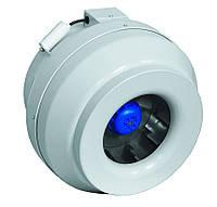 Канальный вентилятор КВР-100 пластиковый корпус