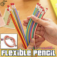 "Гнущиеся карандаши - ""Flexible Pencil"" - 5 шт."