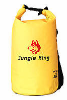 Сумка водонепроницаемая Jungle King 20L