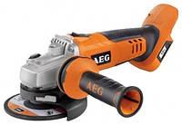 Аккумуляторная угловая шлифмашина AEG BEWS 18-125-0 (Без аккумулятора)