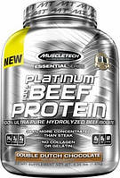 Muscletech Essential 100% Beef Protein 1,8 kg