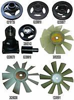 Jcb Pulleys Fan Housing and Fans Вентилятор и кожух на вентилятор  JCB 02/101736, 02/200018, 02/2008